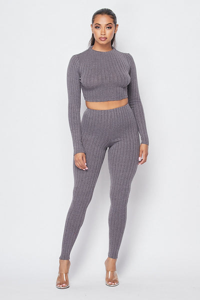 Sweater and Legging Set