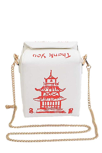 Chinese Takeout Container Bag