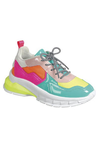 Colorful Chunky Dad Sneaker