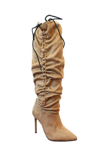 Pointy Toe Boot