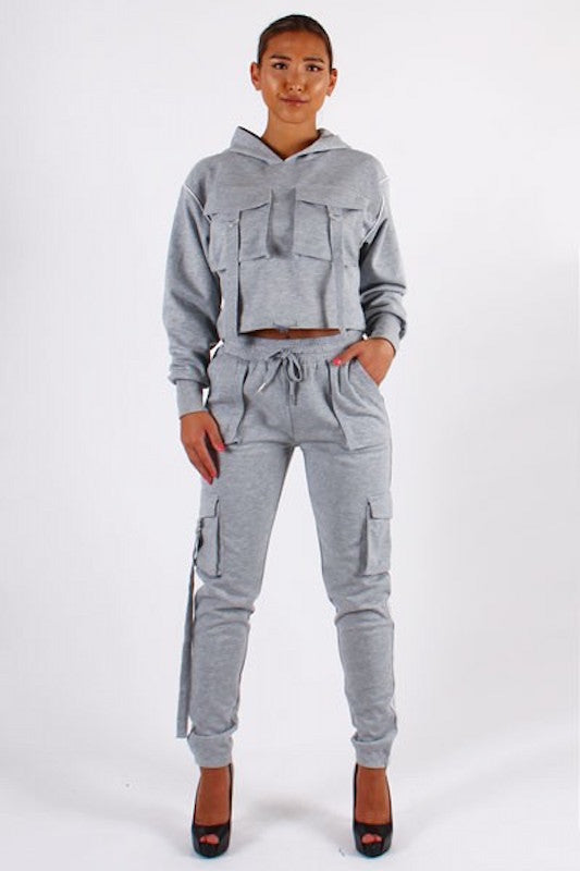 Jogger with Large Pockets