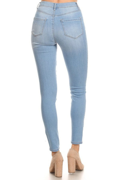 "X-Skinny 29"" Ultra High Rise Pocket Jeans"
