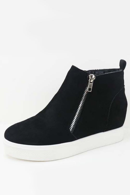 Hidden Wedge Sneaker