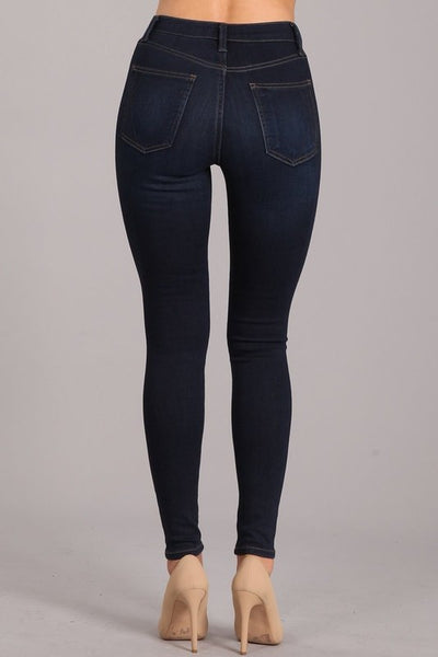 Kendall and Kylie High Rise Skinny Jean