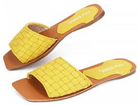 Quilted Sandal