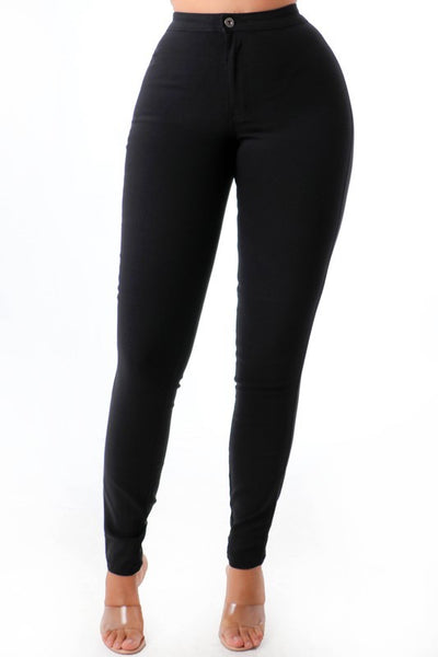 Super Stretch High Waisted Pant
