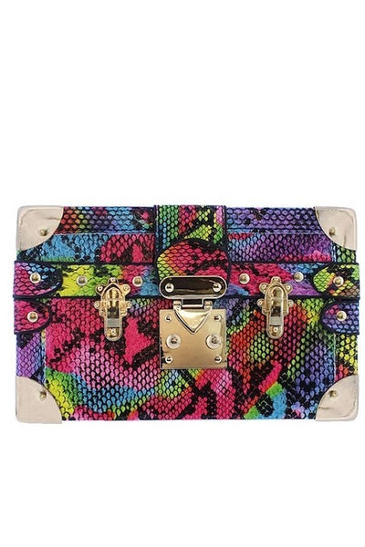 Treasure Box Crossbody Bag