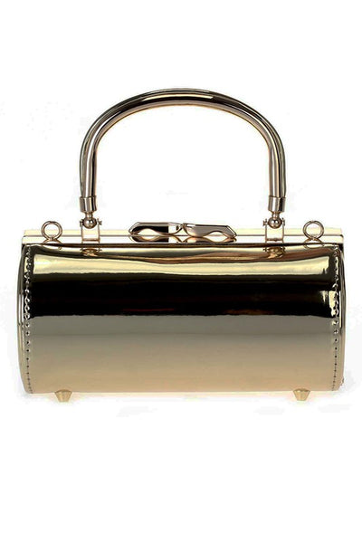 Shiny Cylinder Bag
