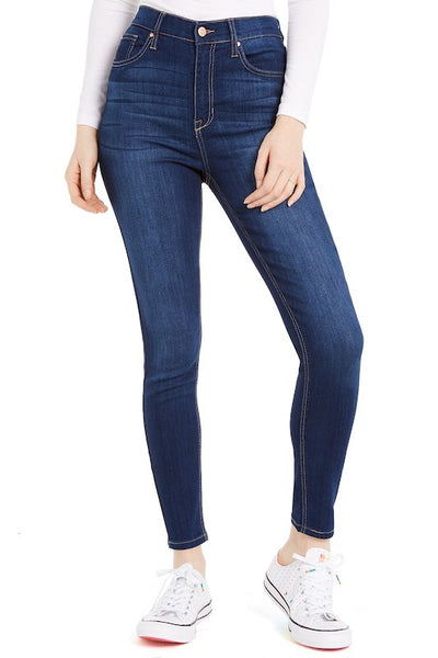 "XS-Skinny 29"" Ultra High Rise Faux Pocket Jean"