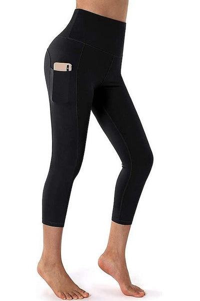 High Rise Leggings with Pockets
