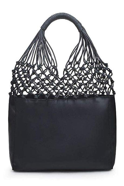 Large Bag with Netting