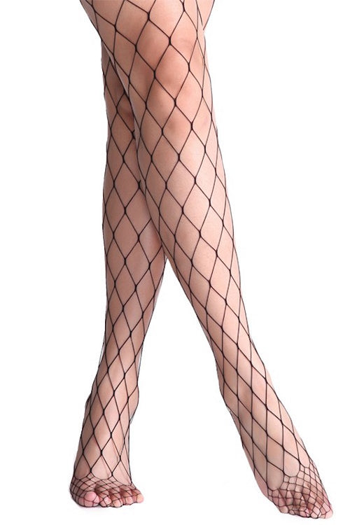 Big Hole Fishnet Pantyhose