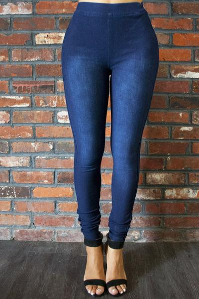 Stretch Jegging