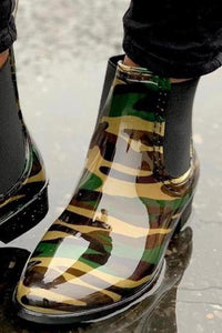 Camo Short Rainboot