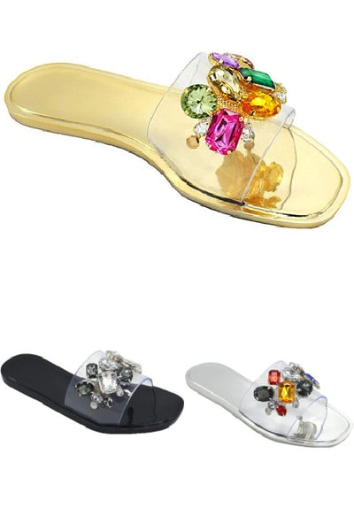 Jelly Slides with Stones