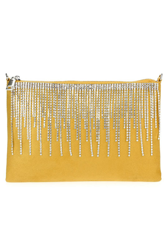 Folded Clutch with Chain