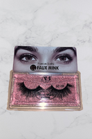 8D Faux Mink False Eyelashes #08