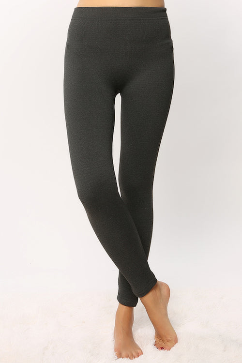 Legging with Inside Fur