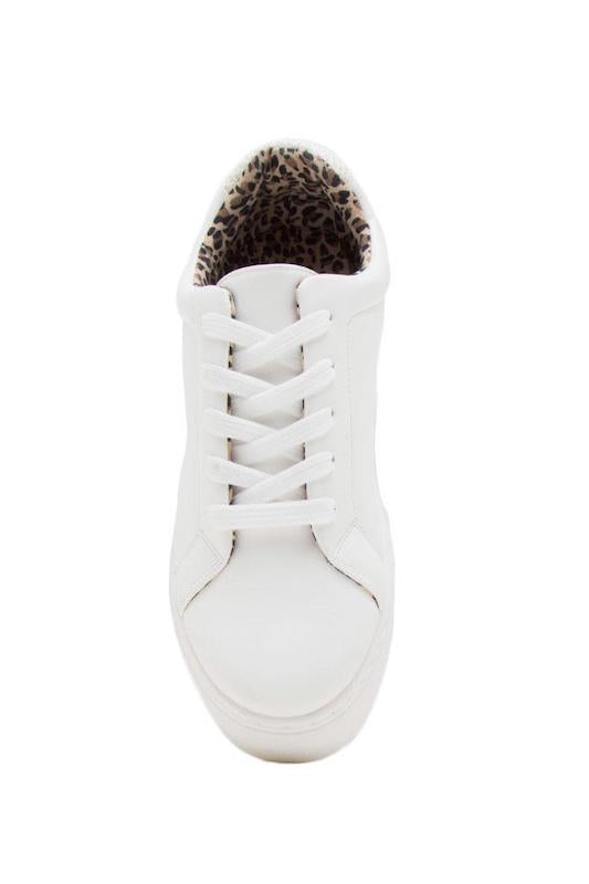 Royal Lace Up Sneaker