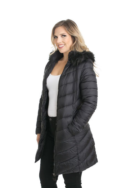 Long Bubble Jacket