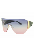 Two-Tone Sunglasses
