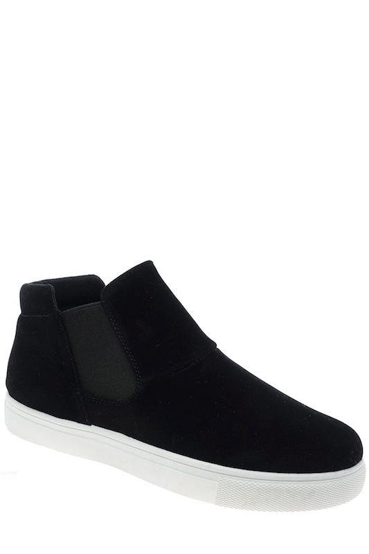 No Lace Slip On Sneaker