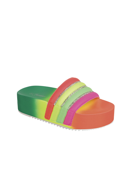 Thick Sole Slide Sandal