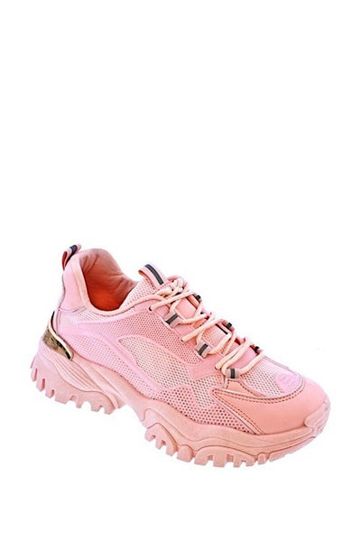 Casual Front Lace Up Sneaker