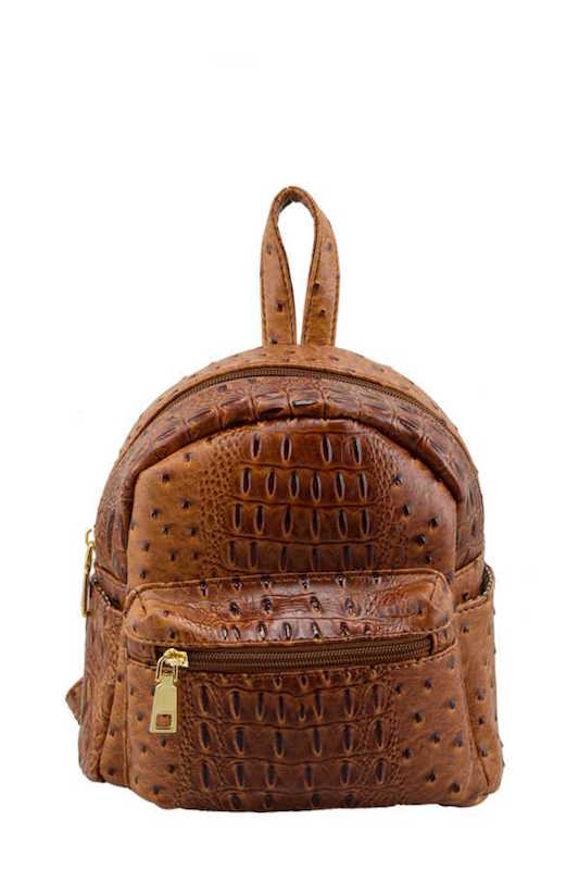 Crocodile Backpack