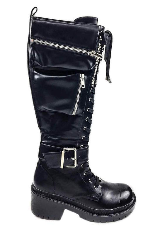 Tall Bombat Boot
