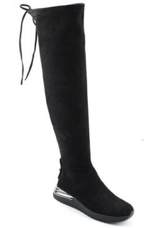 Over The Knee Sneaker Boot