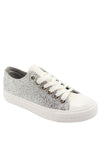 Glitz Lace-Up Sneaker