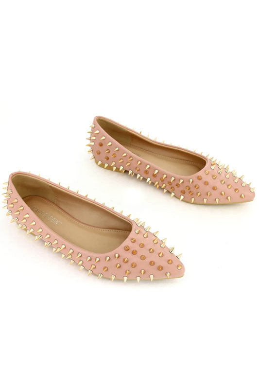 Spiked Flat
