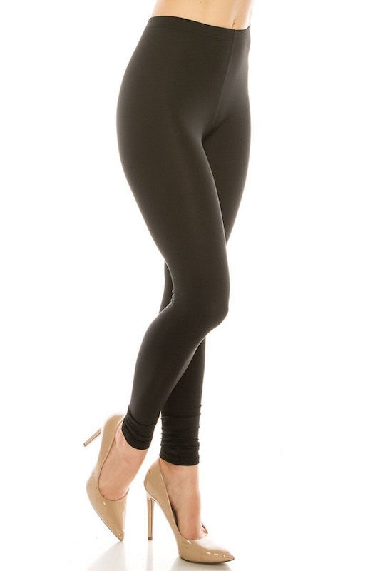 PU Stretchy Leggings