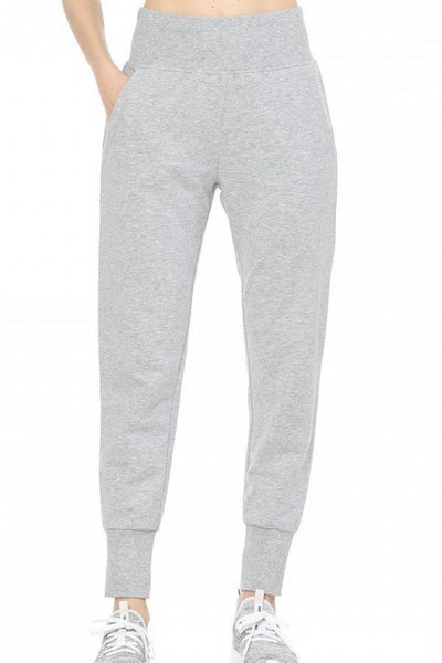 Terry High Waisted Jogger