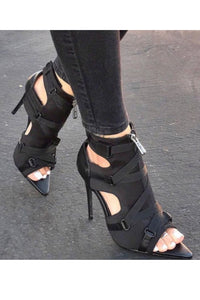 Discovery Heel