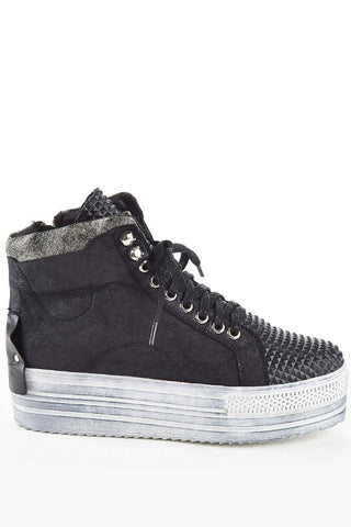 Hightop Platform Sneakers
