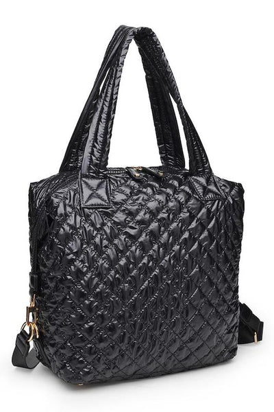 Large Quilted Bag