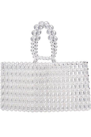 Small Clear Cutout Bag