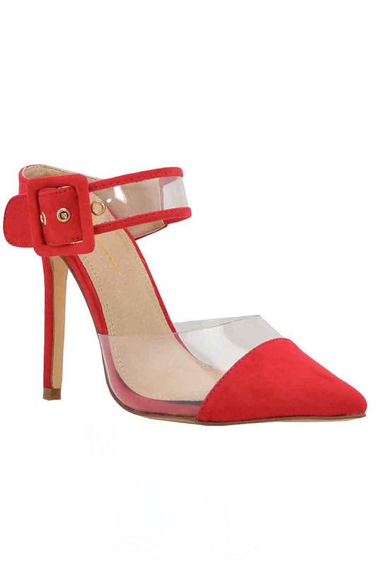 Marlow Pointed Toe Heel