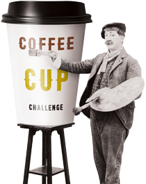 Coffee cup challenge