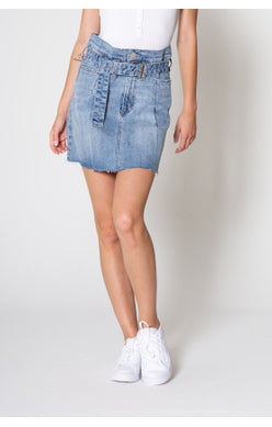 Reece Monte Carlo Denim Skirt