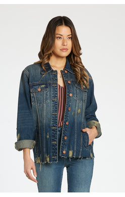 The Elsie Denim Jacket