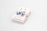 Audrey Pearl Earring Gift Trio