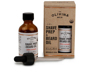Greige Man Beard Oil