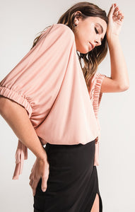 Jillian Oversized Top