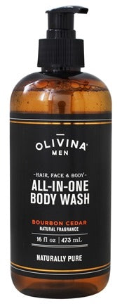 Greige Man All in One Body Wash