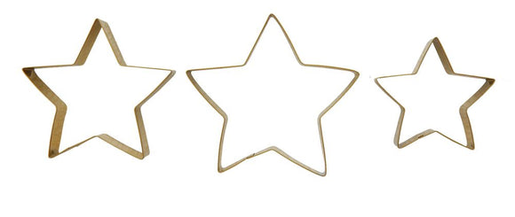 Christmas Star Cookie Cutters