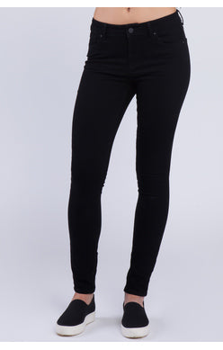 Gisele Highrise Skinny in Night