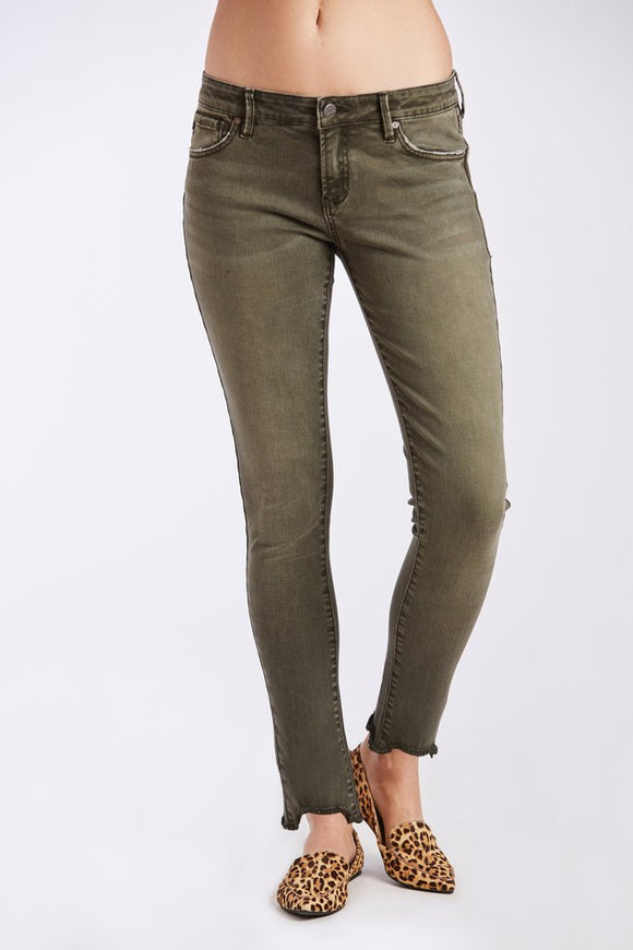 Joyrich Ankle Skinny in Forest Night